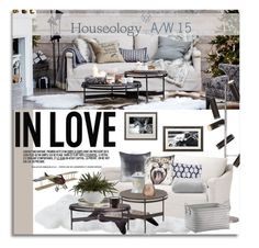 """Houseology AW15 Lookbook: Chic"" by melissa-de-souza ❤ liked on Polyvore featuring interior, interiors, interior design, home, home decor, interior decorating, Renwil, Eichholtz, Kevin O'Brien and John Robshaw"