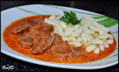 iGurman.com - Gabrielov FoodBlog - Slovak Food Blogger: Perfektné jedlá z vnútorností Thai Red Curry, Ale, Ethnic Recipes, Food, Ale Beer, Essen, Meals, Yemek, Eten