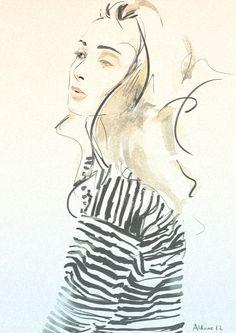 Girls by Aldous Massie