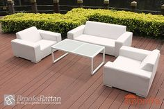 Brooks Rattan Garden Furniture introduces you to the brand new Sunbrella Fabric Furniture consisting of new and unique, indoor and outdoor furniture. Sunbrella Outdoor Furniture, Rattan Garden Furniture, Outdoor Furniture Sets, Outdoor Decor, Sunbrella Fabric, Bali, Sofa Set, Indoor, Beige