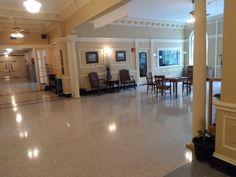 Photo taken 16 May 2015 - Campus School Reunion. Campus School Lobby