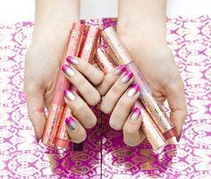 u dont need a man. u need a manicure. x tarte cosmetics: treat yourself to gorgeous