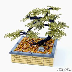 """Brick Bonsai"" by Emil Lidé: Pimped from Flickr"