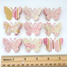 3D Butterfly Wall Art This Exact Design