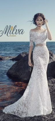 Milva Bridal Wedding Dresses 2017 Malibu