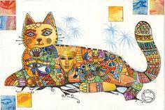 Kunstwerk >> Oxana Zaika >> ägypten /verkauft