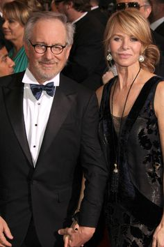 Steve and wife Kate Capshaw