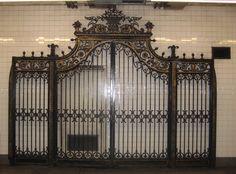 1920s iron entrance gates - Google Search