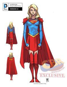 L'éditeur DC Comics continue de présenter au compte-gouttes les designs de ses personnages qui prendront part au relaunch Rebirth au mois de juin prochain.