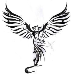 phoenix rising by deviantbydesign on DeviantArt
