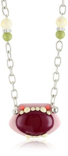 "TARINA TARANTINO ""Strange Delight"" Nom Necklace"