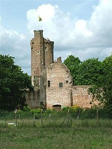 Caister Castle is a 15th-century moated castle situated in the parish of West Caister, some 5 kilometres (3 mi) north of the town of Great Yarmouth in the English county of Norfolk