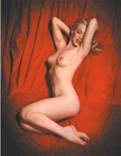 Desnudo Marilyn