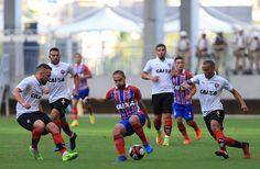 """Argel diz que Vitória controlou o Bahia e comemora: """"Jogamos para ganhar"""" #globoesporte"""