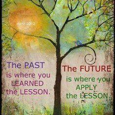 Past vs Future balancedwomensblog.com