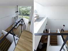 Compact Minimalism: Bright Japanese House Inspiring Tranquility - http://freshome.com/2013/01/09/compact-minimalism-bright-japanese-house-inspiring-tranquility/