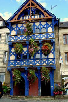 à Pontrieux, côtes d'Armor, en Bretagne