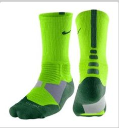 Awesome nike hyper elite socks to support the norfolk state spartans. Athletic Socks, Athletic Outfits, Sport Outfits, Athletic Clothes, Athletic Wear, Nike Basketball Socks, Logo Basketball, Basketball Stuff, Nike Under Armour