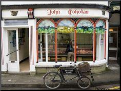 Butcher's Shop, Kinsale, County Cork, Munster, Republic of Ireland Photographic Print