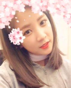 Chorong instagram update