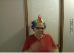 Grandma FTW