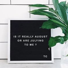 August must be a man! Word Board, Quote Board, Message Board, Work Quotes, Sign Quotes, Me Quotes, Funny Quotes, August Quotes, Funny Letters