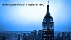 With our convenient location in lower Manhattan,chances are this is the right hotel for you. #nycstudenthousing #newyork