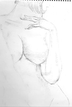 drawing by Yulia Chubotin Figure Drawing, Abstract, Drawings, Artwork, Summary, Work Of Art, Auguste Rodin Artwork, Sketches, Artworks