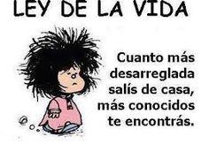 Resultado de imagen para mafalda frases para portada de facebook