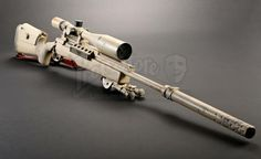 American Sniper - Internet Movie Firearms Database - Guns in Movies, TV and Video Games Military Weapons, Weapons Guns, Guns And Ammo, Gun Art, Powerful Art, Fire Powers, Assault Rifle, Cool Guns, Airsoft
