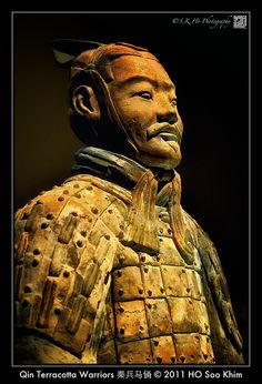 Asian Civilisations Museum : Qin Terracotta Warriors by SKHO, via Flickr