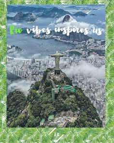 We have created some Rio inspired looks beacuase we love this city and its nature vibes! #RioDeJaneiro #Rio2016 #RioFashion #BohoChic #SummerVibes #CrisotRedentor #ChristRedemeer