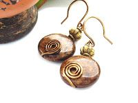 Blue Forest Jewellery's blog: Handmade Monday: Chocolate and caramel
