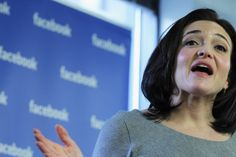Sheryl Sandberg: Chief Operating officer of Facebook
