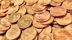 Kāpēc būtu jāaizliedz viena centa monētas?