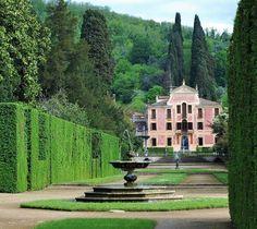 Villa Barbarigo, Vicenza, Italy