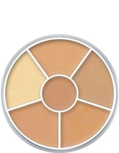 Concealer Circle | Kryolan - Professional Make-up.