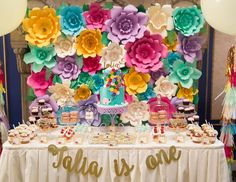 "Garden Tea / Birthday ""Garden Tea Party by Ashleigh Nicole Events"" 