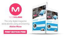 Want to learn Adobe Muse. We are the worlds only digital magazine dedicated to Adobe Muse Users. Tutorials, Widgets and Templates.