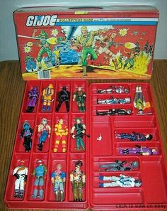 GI.JOE case