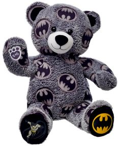 Your favorite DC Comics characters batman, superman, wonder woman and more are at Build-A-Bear®! Shop for unique DC Comics stuffed animals and clothing. Batman Room, Batman And Superman, Batman Stuff, Batman Hoodie, Batman Superhero, Batman Artwork, Batman Wallpaper, Batman Party, Superman Outfit