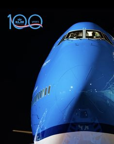 100 years KLM in the background) Boeing Aircraft, Passenger Aircraft, Boeing 777, Airbus A380, Airport Architecture, Airline Alliance, European Airlines, Royal Dutch, Airplane Wallpaper