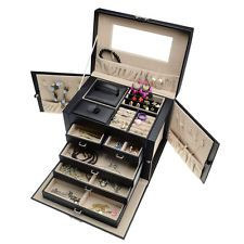 online shopping Velvet Ring Earring Collection Case Beads Organizer