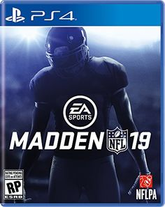 Madden NFL 19 is an upcoming American football sports video game based on the National Football League and published by EA Sports. Ea Sports, Sports Games, Nfl Fantasy, Real Player, Madden Nfl, Ps4 Games, Playstation Games, Star Citizen, Electronic Art
