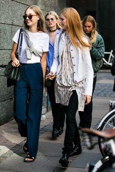 The Copenhagen Fashionweek gallery – Sandra Semburg