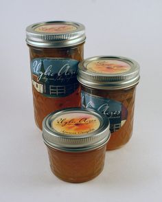 Apricot Chipotle Jam by UglieAcres on Etsy, $3.00