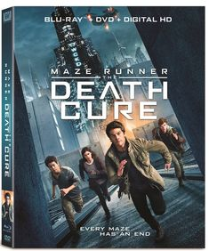 Maze Runner: The Death Cure 4K Ultra HD, Blu-ray, and DVD Releasing on April 24!