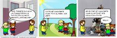 Pedagogia Móvil: Tira de cómic sobre la protección del medio ambiente
