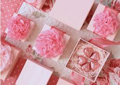 Miss Giselle Guerra, Quinceanera.com's Ambassador, shows you how to make 6 different DIY party favors using materials you can buy at your local Dollar Tree!