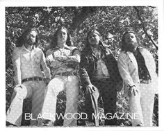 Blackwood Magazine ca. 1977 Decatur Illinois